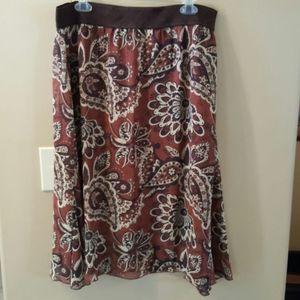 Lularoe Lola skirt. NWT.
